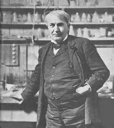 توماس أديسون...... Edison